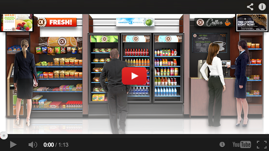 Beau Micro Market Video. Company Kitchen ...